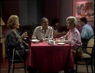 Madge Bishop, Jack Lassiter, Helen Daniels in Neighbours Episode 0255