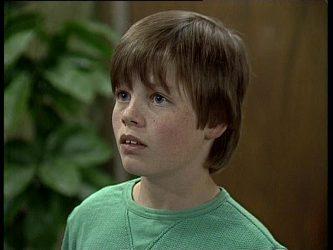 Bradley Townsend in Neighbours Episode 0256