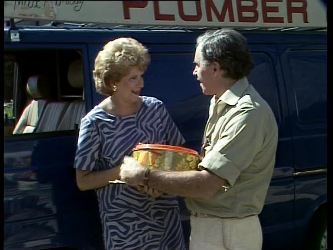 Madge Mitchell, Jack Lassiter in Neighbours Episode 0257