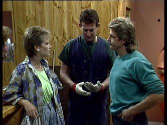 Daphne Lawrence, Des Clarke, Shane Ramsay in Neighbours Episode 0257