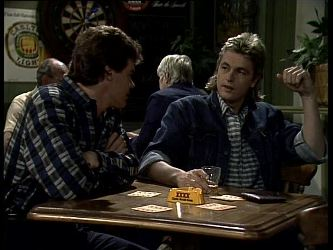Paul Robinson, Shane Ramsay in Neighbours Episode 0259