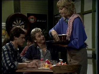 Paul Robinson, Shane Ramsay, Andrea Townsend in Neighbours Episode 0259