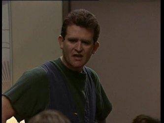 Des Clarke in Neighbours Episode 0259