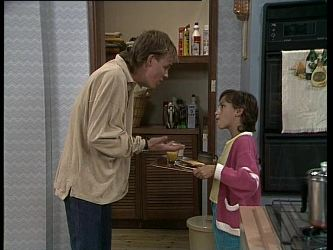 Scott Robinson, Lucy Robinson in Neighbours Episode 0259