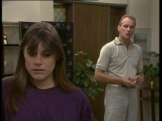 Zoe Davis, Jim Robinson in Neighbours Episode 0260