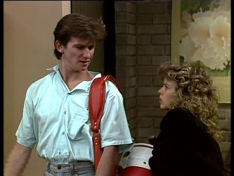 Danny Ramsay, Charlene Mitchell in Neighbours Episode 0261
