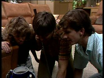Charlene Mitchell, Tom Ramsay, Danny Ramsay in Neighbours Episode 0261