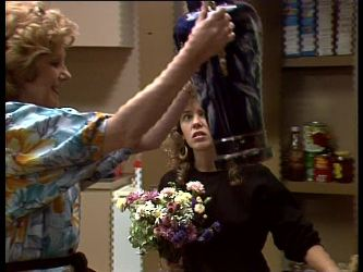 Madge Bishop, Charlene Mitchell in Neighbours Episode 0261