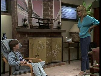 Bradley Townsend, Andrea Townsend in Neighbours Episode 0261