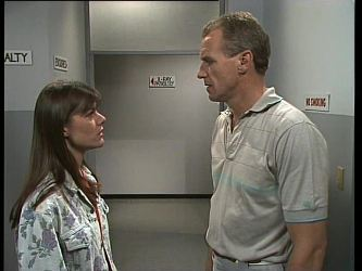 Zoe Davis, Jim Robinson in Neighbours Episode 0261