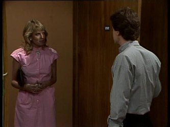 Debra Fleming, Paul Robinson in Neighbours Episode 0262