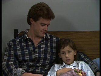 Paul Robinson, Lucy Robinson in Neighbours Episode 0263