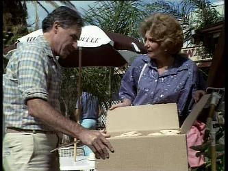 Jack Lassiter, Madge Bishop in Neighbours Episode 0263