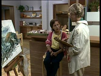 Lucy Robinson, Helen Daniels in Neighbours Episode 0263