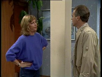 Andrea Townsend, Jim Robinson in Neighbours Episode 0264