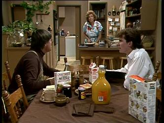 Tom Ramsay, Madge Mitchell, Danny Ramsay in Neighbours Episode 0264