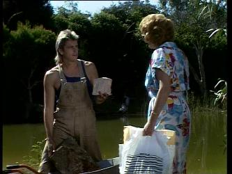 Shane Ramsay, Madge Bishop in Neighbours Episode 0265