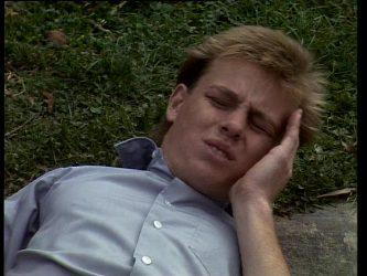 Scott Robinson in Neighbours Episode 0267