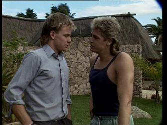 Scott Robinson, Shane Ramsay in Neighbours Episode 0268