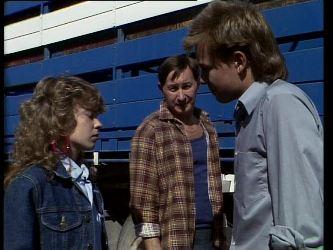 Charlene Mitchell, Charlie Smith, Scott Robinson in Neighbours Episode 0268