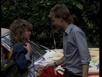 Charlene Mitchell, Scott Robinson in Neighbours Episode 0268