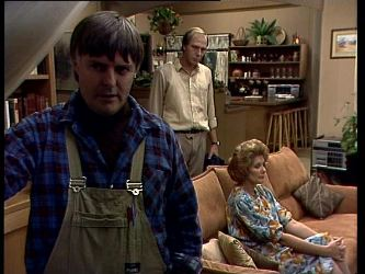 Tom Ramsay, Fred Mitchell, Madge Bishop in Neighbours Episode 0269