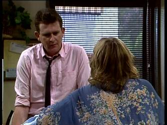 Des Clarke, Andrea Townsend in Neighbours Episode 0270