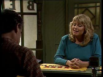 Jack Lassiter, Debra Fleming in Neighbours Episode 0270