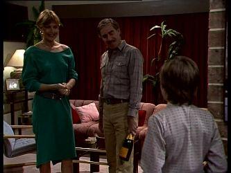 Andrea Townsend, Jack Lassiter, Bradley Townsend in Neighbours Episode 0270