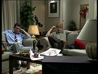Des Clarke, Clive Gibbons in Neighbours Episode 0271