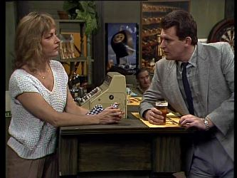 Andrea Townsend, Des Clarke in Neighbours Episode 0271