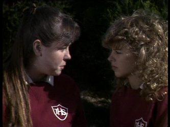 Nikki Dennison, Charlene Mitchell in Neighbours Episode 0272