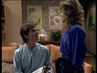 Danny Ramsay, Charlene Mitchell in Neighbours Episode 0272
