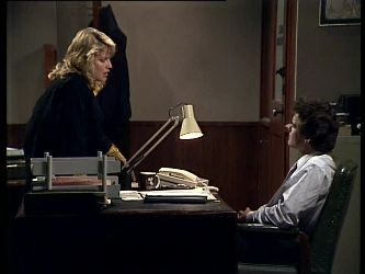 Debra Fleming, Paul Robinson in Neighbours Episode 0272