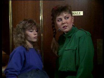 Charlene Mitchell, Nikki Dennison in Neighbours Episode 0272