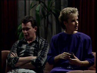 Des Clarke, Daphne Clarke in Neighbours Episode 0272