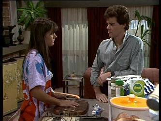 Zoe Davis, Paul Robinson in Neighbours Episode 0273