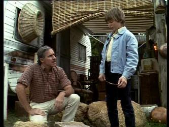 Jack Lassiter, Bradley Townsend in Neighbours Episode 0273