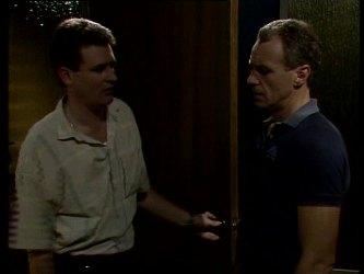 Des Clarke, Jim Robinson in Neighbours Episode 0276