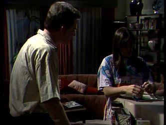 Des Clarke, Zoe Davis in Neighbours Episode 0276