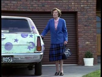 Mrs. York in Neighbours Episode 0276