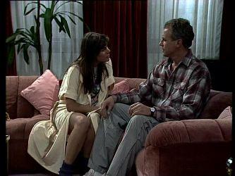 Zoe Davis, Jim Robinson in Neighbours Episode 0276
