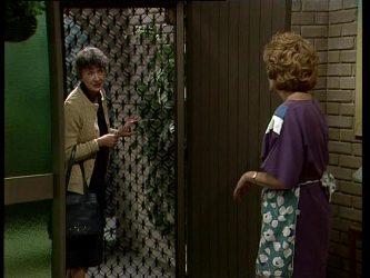 Nell Mangel, Madge Bishop in Neighbours Episode 0277