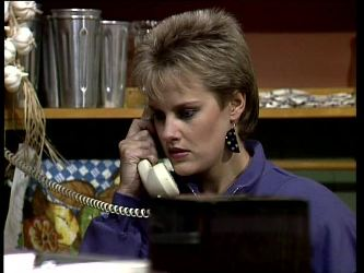 Daphne Clarke in Neighbours Episode 0277