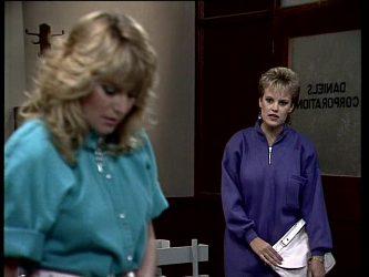 Debra Fleming, Daphne Clarke in Neighbours Episode 0277