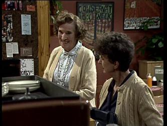 Mrs. York, Nell Mangel in Neighbours Episode 0277