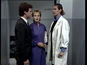 Paul Robinson, Daphne Clarke, Doctor in Neighbours Episode 0277