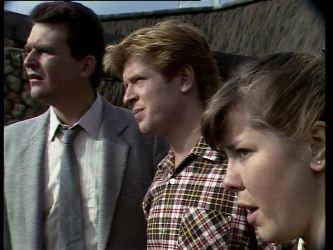 Des Clarke, Clive Gibbons, Nikki Dennison in Neighbours Episode 0278