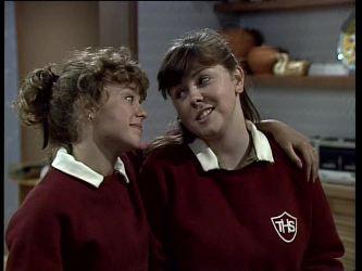 Charlene Mitchell, Nikki Dennison in Neighbours Episode 0278