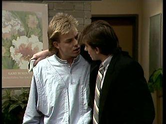 Scott Robinson, Danny Ramsay in Neighbours Episode 0279